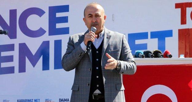 Bakan Çavuşoğlu'ndan hastane müjdesi