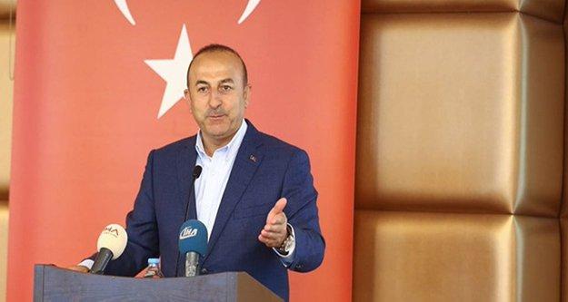Çavuşoğlu'ndan turizmciyi rahatlatan açıklama
