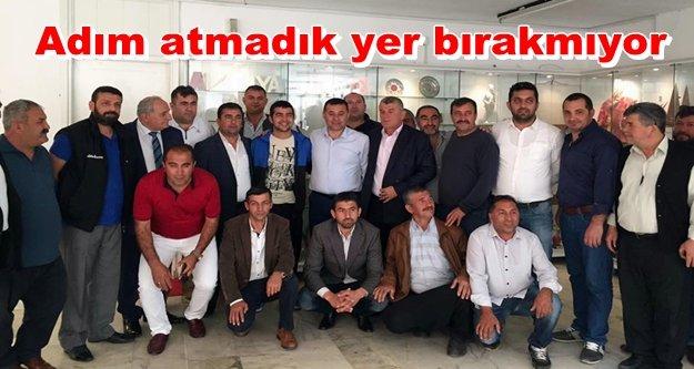 Gündoğan Tosmur muhtarlığı...