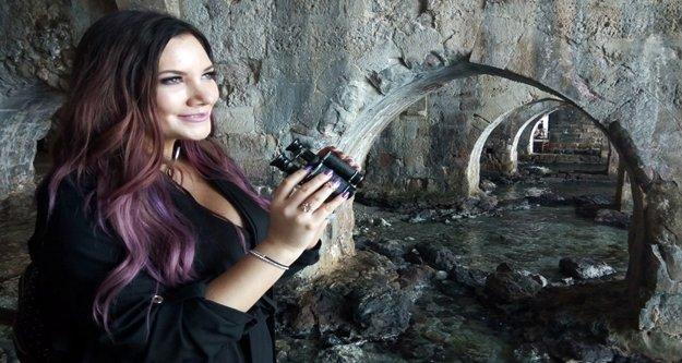 İsveçli blogger Alanya'da