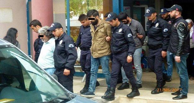 Kominist Partisi üyeleri tutuklandı