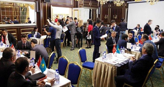 OSB Kazakistan'la işbirliği yapacak