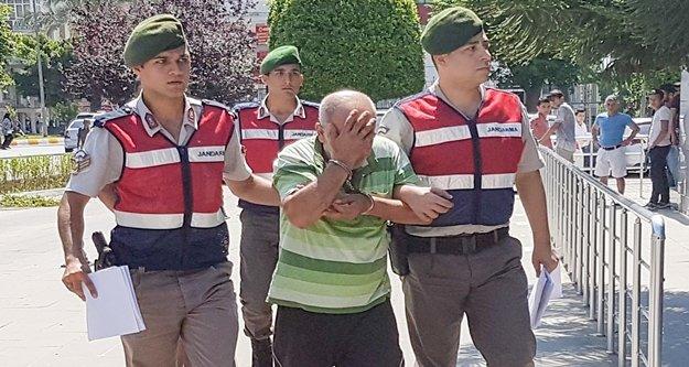 17 yaşındaki kıza tecavüz eden adam tutuklandı