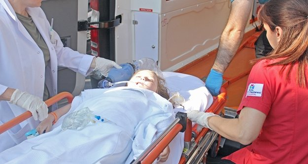 6 yaşındaki çocuk havuzda ölümden döndü