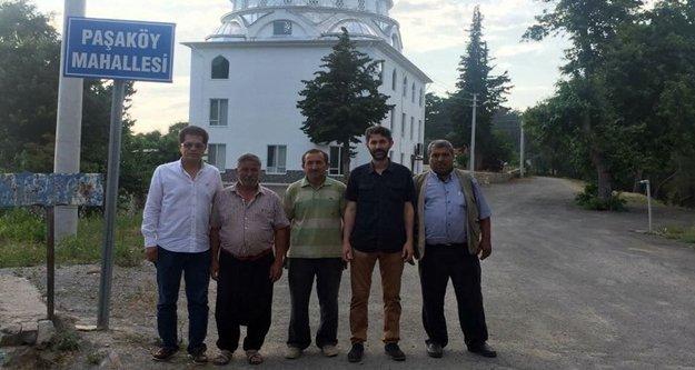 AK Parti vatandaşın iftar sofrasında