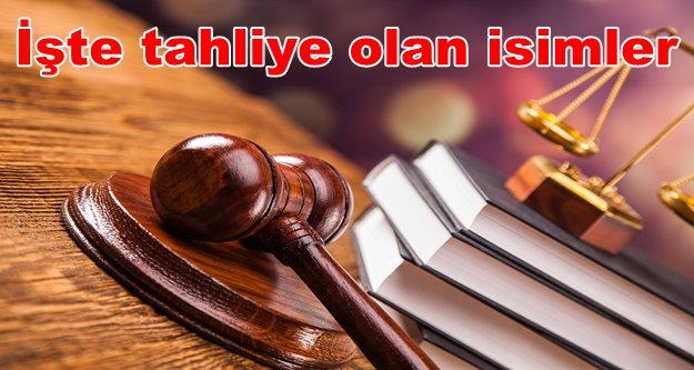 Alanya'da FETÖ'den yargılanan 5 isim tahliye edildi
