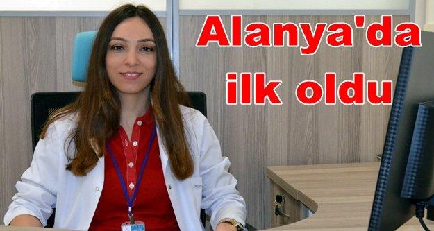 Alanya'nın yeni hastanesine yeni doktor atandı