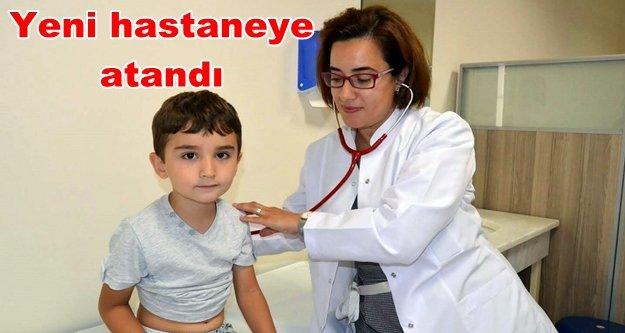 Alanya'ya ilk kez çocuk alerji uzmanı atandı