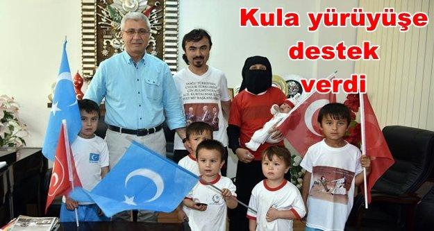 Ankara'ya kadar Müslümanlar için yürüyecek