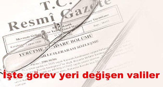 Antalya eski valisi merkeze alındı