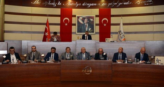 ATSO'dan Türkiye'de bir ilk