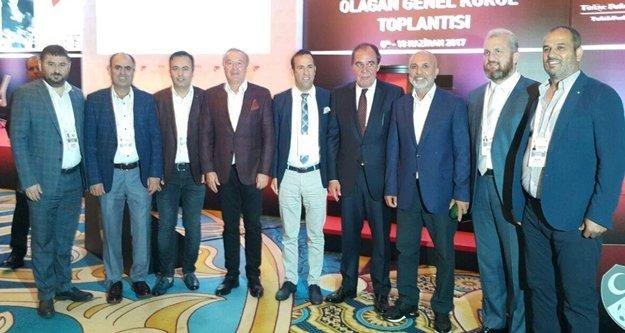 Başkan Çavuşoğlu'na TFF'de kritik görev