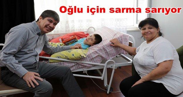 Başkan Türel'den anlamlı ziyaret