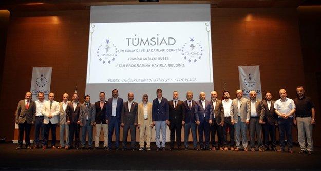 """Başkan Türel: 'Yatırımlarımızdan vazgeçmeyeceğiz"""""""