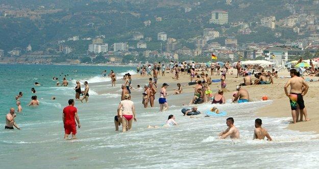 Bayram tatilinin kısa olması Alanya için kötü