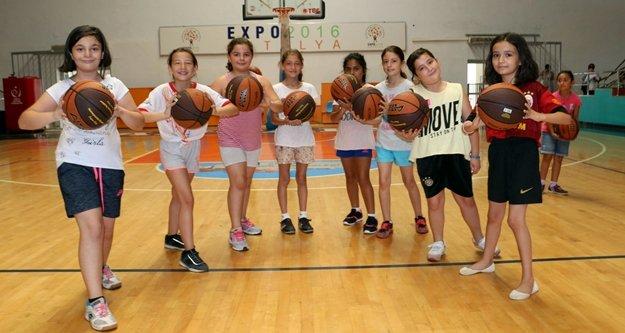 Büyükşehir 'Yaz Spor Okulu' kayıtları başladı