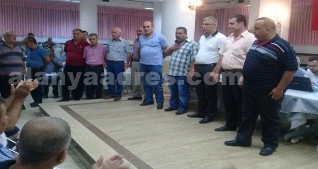 Çetin yarıştan 'Çetin' başkan çıktı