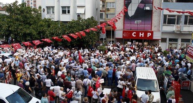 CHP 'adalet' için balon bıraktı