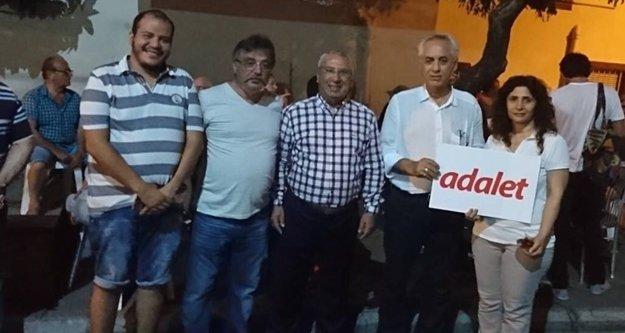 CHP 'Nöbet'e devam ediyor