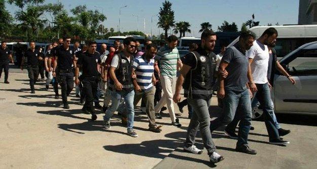 FETÖ şüphelisi 10 kişi tutuklandı
