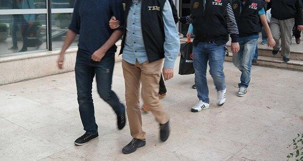 FETÖ üyesi tam 9 kişi tutuklandı