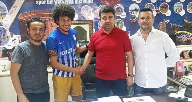 Kestelspor'da iç transfer