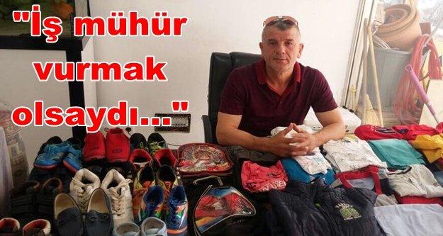 Muhtar Gündoğan'dan örnek kampanya