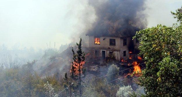 Orman yangınlarında en hassas dönem
