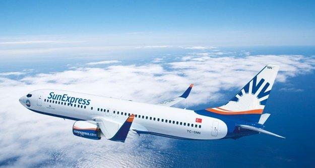 SunExpress Moskova'ya uçmaya başladı