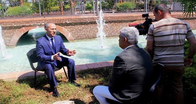 TRT Spor'da Alanya'daki o projeyi anlattı