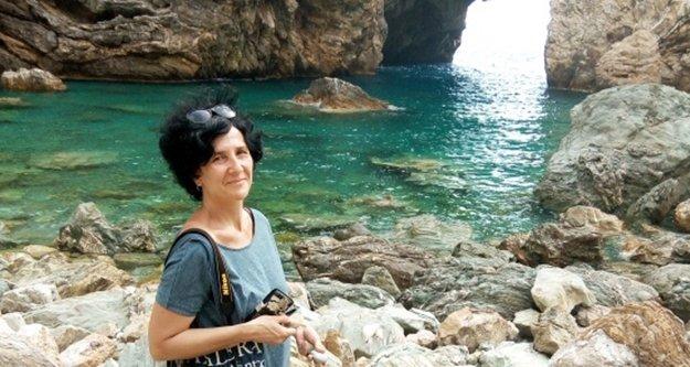Ünlü Sırp yazar Alanya'da
