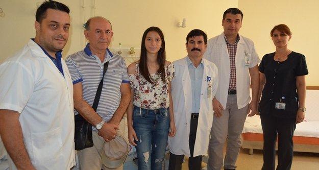 Alanya'da sağlıkta bir ilk: 'Ürolojik Laparoskopi'