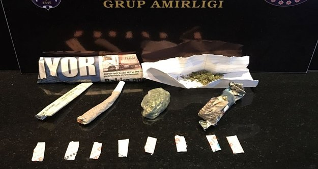 Alanya'daki uyuşturucu tacirlerine tutuklama