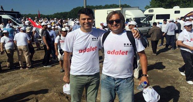 Alanya'dan Kılıçdaroğlu'na destek olmaya gittiler
