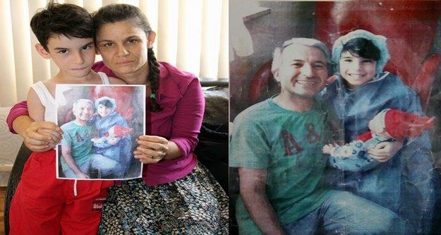 Alanya'da kayıp kocasını arıyor