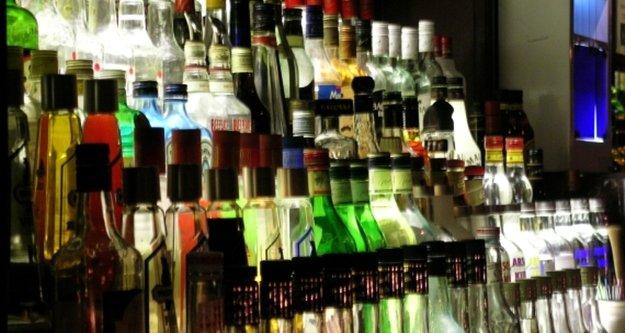 Alkollü içeceklere zam geldi