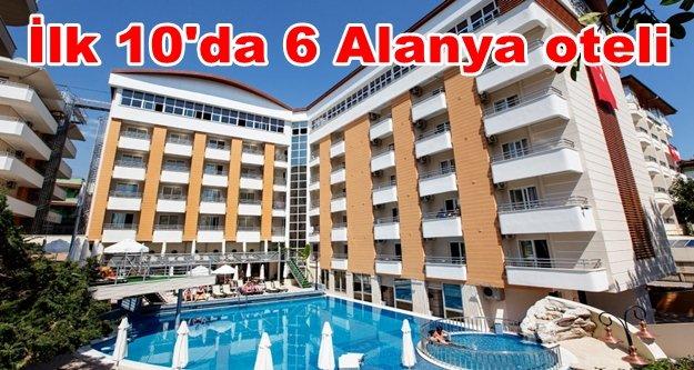 Almanlar hangi Alanya otellerini tercih ediyor?