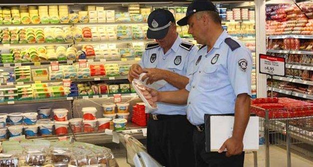 Antalya genelinde gıdalar denetleniyor