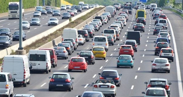 Araç sayısında Türkiye'de 4'üncü sıradayız