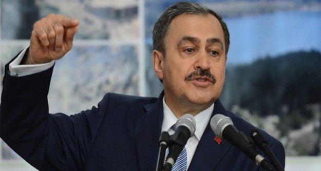 Bakan Eroğlu'nun Alanya programı iptal oldu