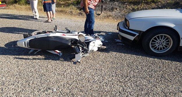 Baraj yakınında kaza: 1'i ağır 2 yaralı var