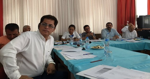 Berberoğlu Demre'de kritik toplantıda