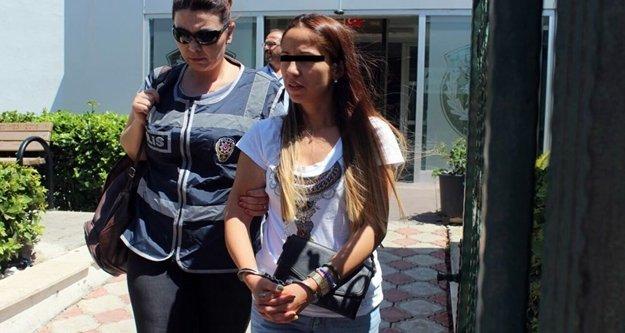 Iraklı kadın turiste Bulgar hırsız şoku