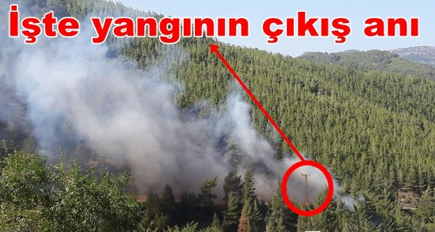 Sapadere'de şok iddia! Yangından sonra hatlar değiştirildi