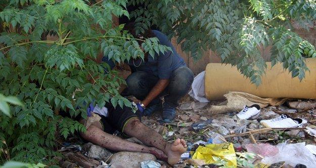 Uyuşturucu bağımlısı genç ölü bulundu