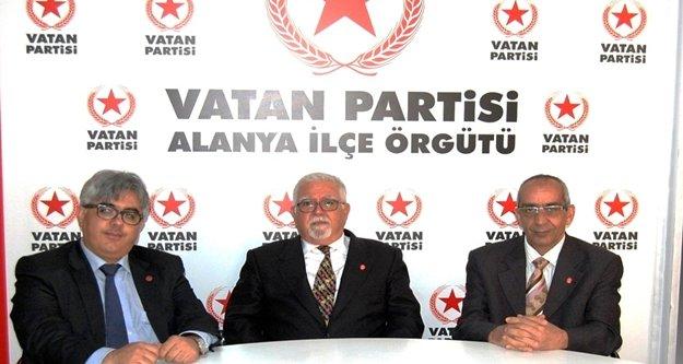 Vatan Partisi'nden CHP'ye sert eleştiri