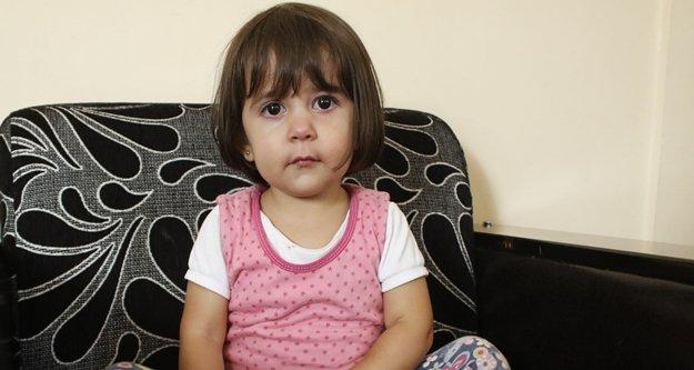 2 yaşındaki Elif Su'nun yaşam savaşı