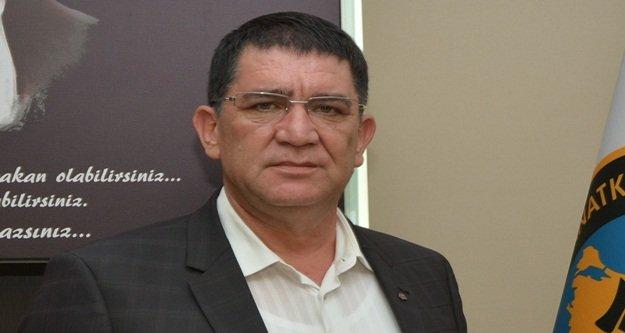 AESOB Başkanı Dere'ye ikinci görev