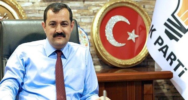 AK Parti Antalya'nın 3 ilçe başkanını değiştiriyor