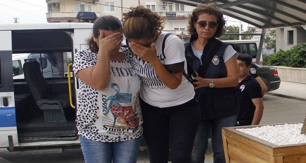 Alanya'da ilginç olay: Polisi ısırdı